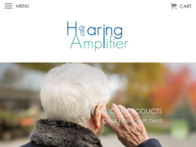 Hearing Amplifier Coupons