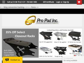 Pro Pad Coupons