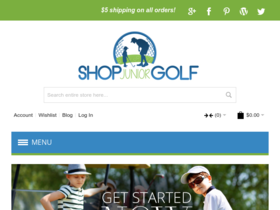 Shop Junior Golf Coupons