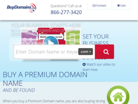 BuyDomains Coupons
