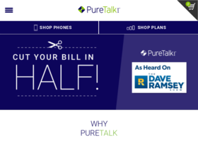 PureTalk USA Coupons