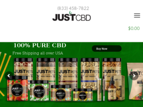 JustCBD Coupons