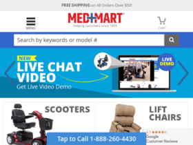 Med Mart Coupons