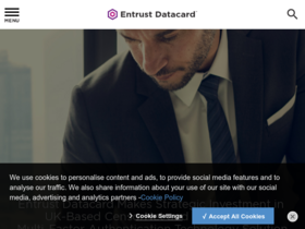Entrust Datacard Coupons