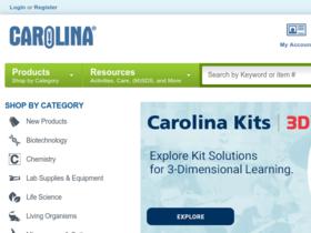 Carolina Biological Coupons
