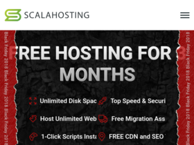 Scala Hosting Coupons