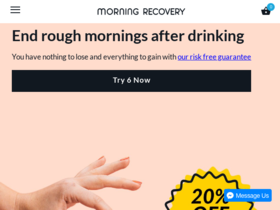 Morning Recovery Coupons