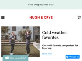 Hugh & Crye Coupons