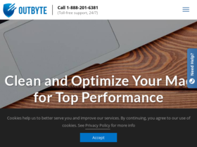 OutByte Coupons