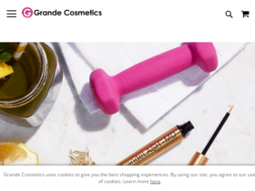 Grande Cosmetics Coupons