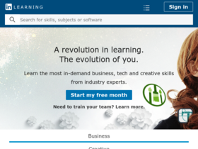 LinkedIn Learning Coupons