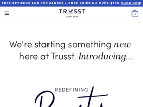 Trusst Lingerie Coupons