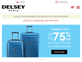 DELSEY Coupons