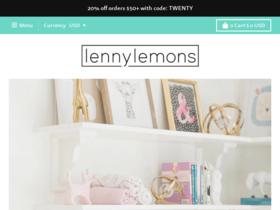 Lenny Lemons Coupons