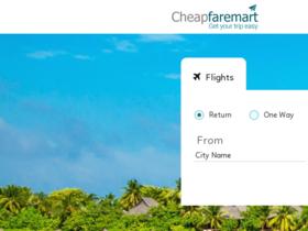 CheapFareMart Coupons