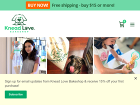 Knead Love BakeShop Coupons