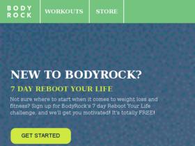 BodyRock Coupons