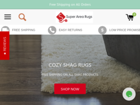 Super Area Rugs Coupons