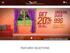 Indian Selections Coupons