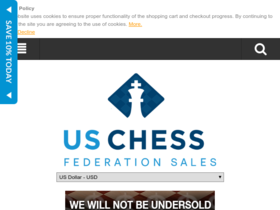 US Chess Coupons