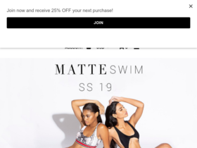 Matte Collection Coupons