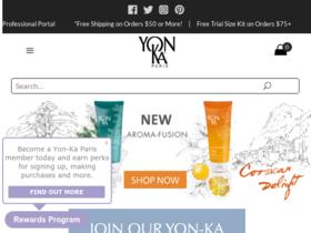 Yonka Coupons