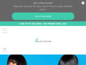 Mayvenn Coupons