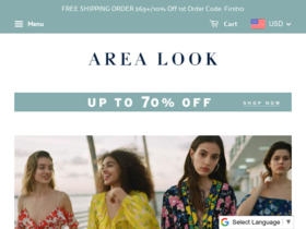 Area Look Coupons