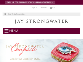 Jay Strongwater Coupons