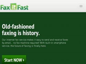 FaxItFast Coupons