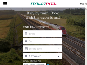 ItaliaRail Coupons