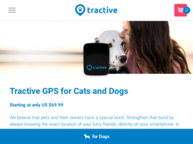 Tractive Coupons